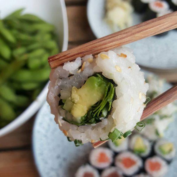 Sushi Köln – wieso japanisch Essen gesund ist und warum ich diesen Laden besonders mag